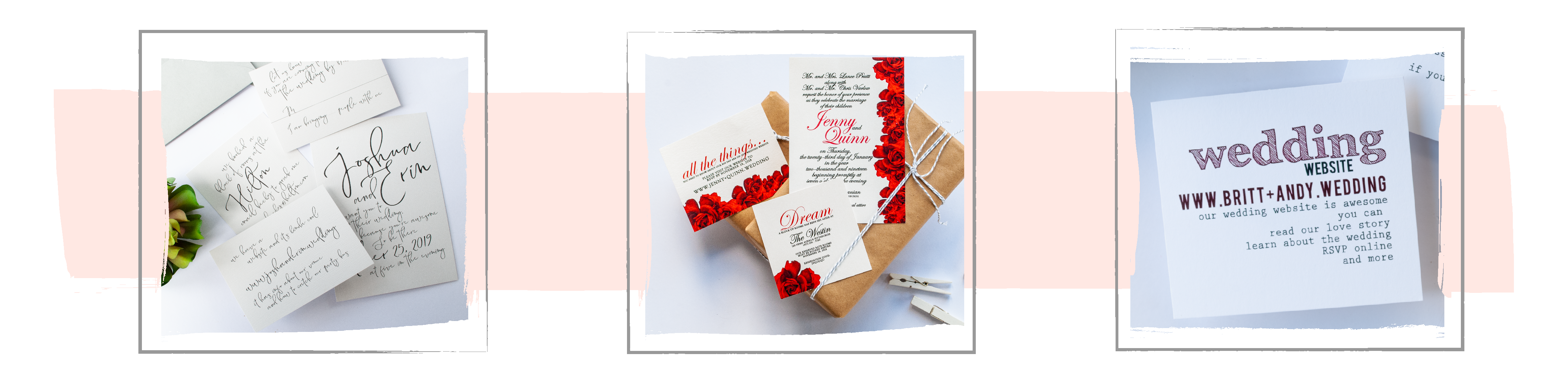 custom wedding invitations lincoln ne